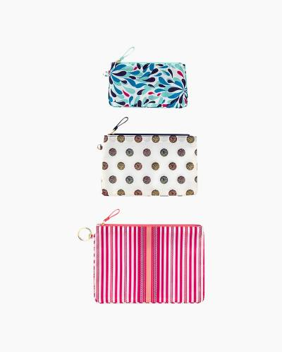 Pencil Pouch Trio in Summer Play Medley