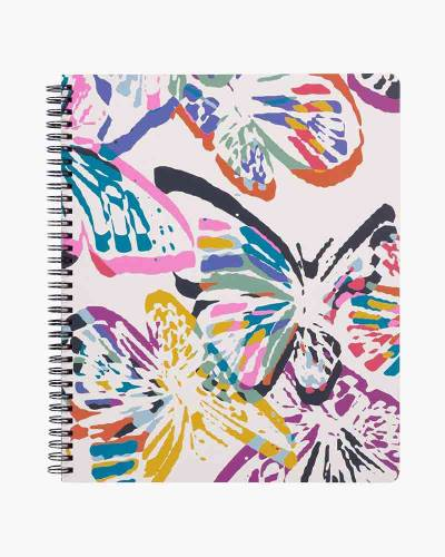 Butterfly Flutter Notebook with Pocket