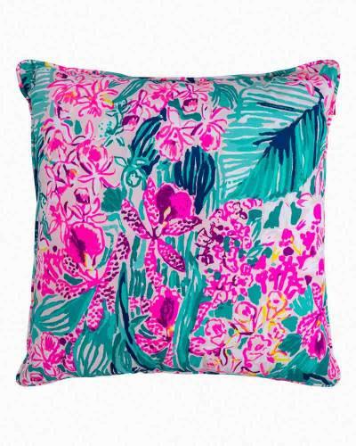 Via Flora Large Pillow