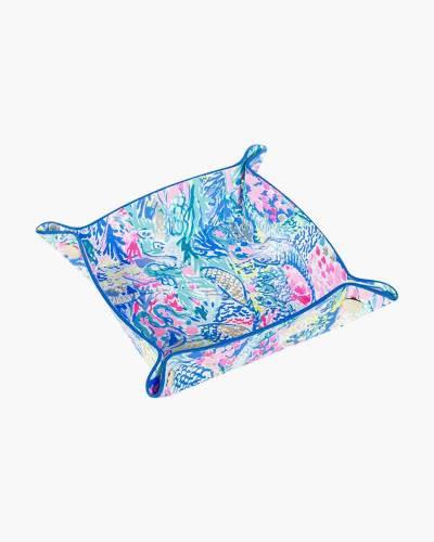 Mermaids Cove Leatherette Valet