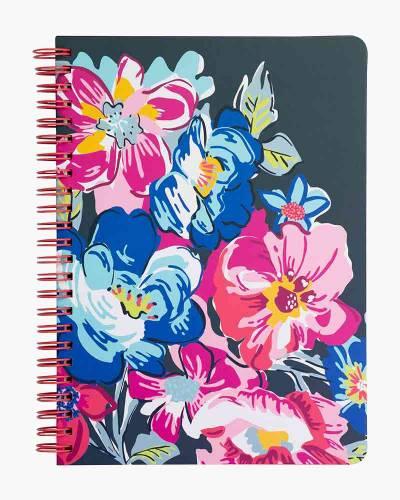 Pretty Posies Mini Notebook with Pocket