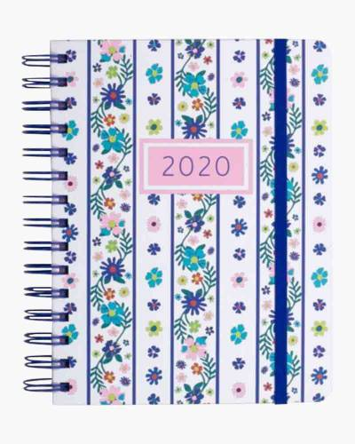 Moonlight Garden Medium 17 Month Planner