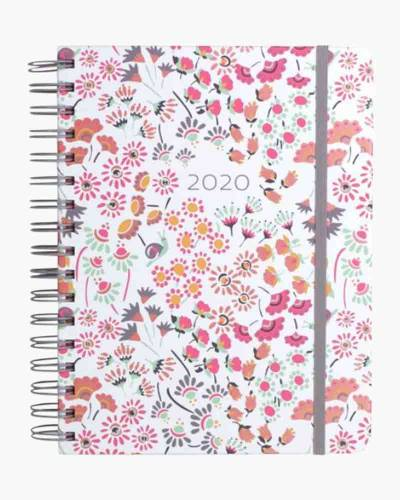 Tulip Ditsy Large 17 Month Planner