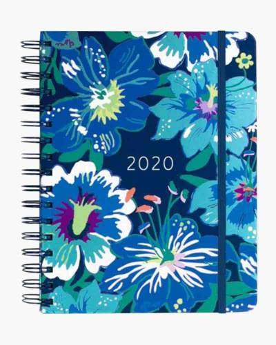 Moonlight Garden Large 17 Month Planner