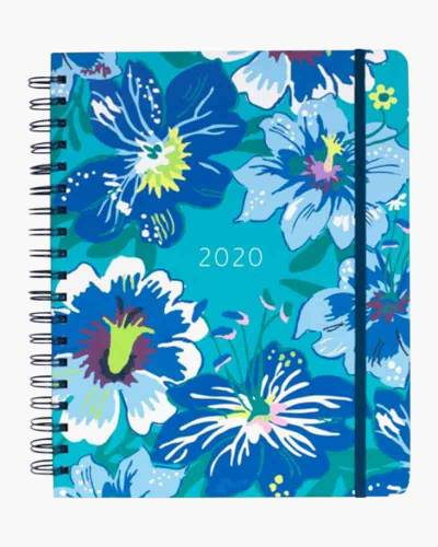 Moonlight Garden Jumbo 17 Month Planner