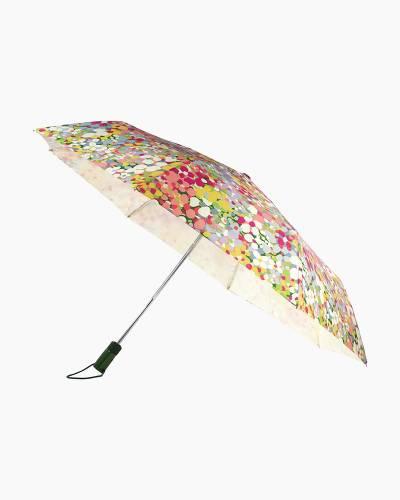 Floral Dot Travel Umbrella