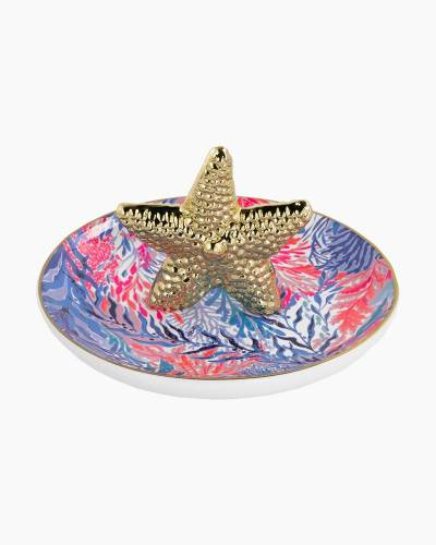 Kaleidoscope Coral Ring Holder
