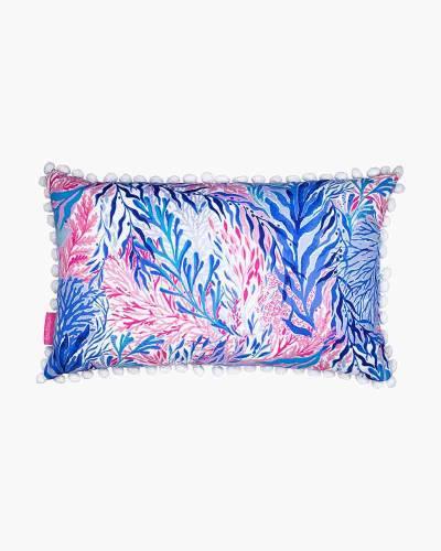 Kaleidoscope Coral Medium Pillow
