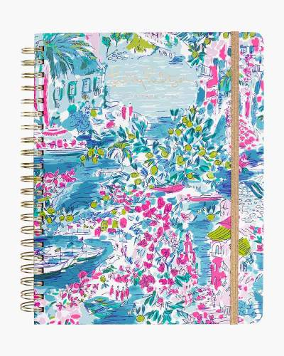 Jumbo 17 Month Agenda in Postcards from Positano