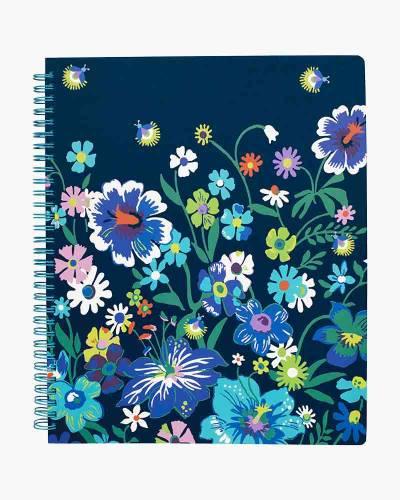 Moonlight Garden Notebook with Pocket