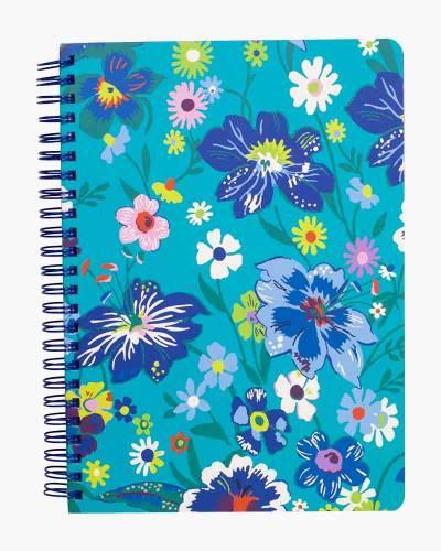 Moonlight Garden Mini Notebook with Pocket