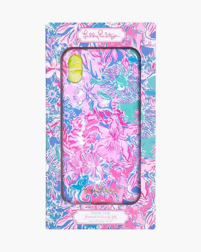 Viva La Lilly Phone Case for iPhone X/XS