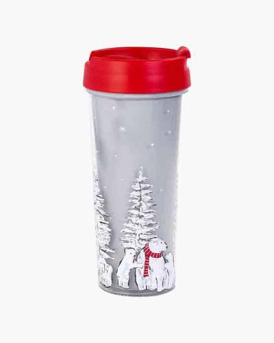 Beary Merry Travel Mug