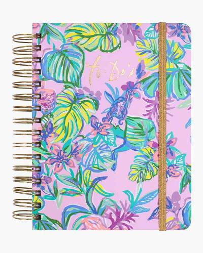 Mermaid in the Shade To-Do Planner