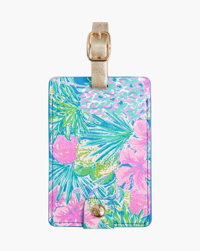 Swizzle In Luggage Tag