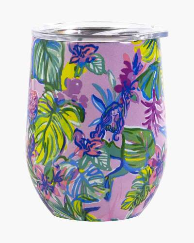 Mermaid in the Shade Insulated Tumbler with Lid