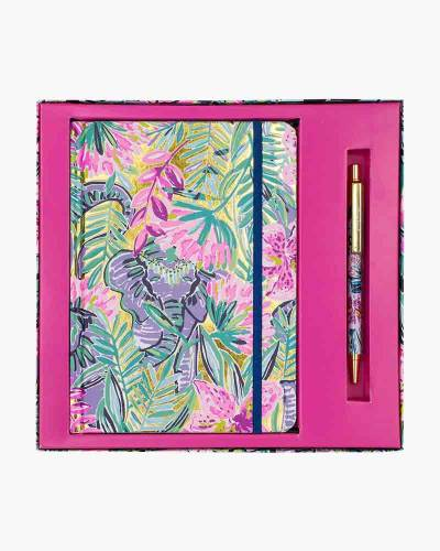 Slathouse Soiree Boxed Journal with Pen