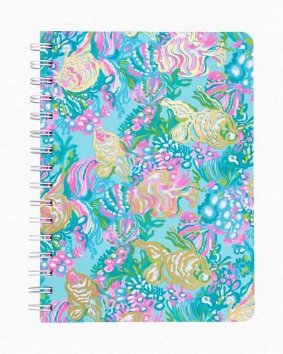 Aqua La Vista Mini Notebook