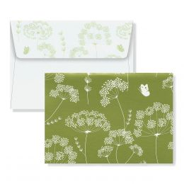 Peter Pauper Press Note Cards - Queen Anne's Lace