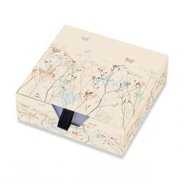 Peter Pauper Press Boxed Desk Notes - Butterflies