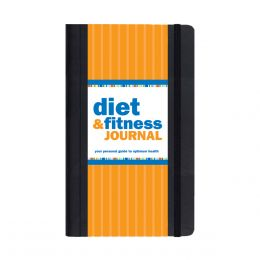 Peter Pauper Press Diet and Fitness Journal