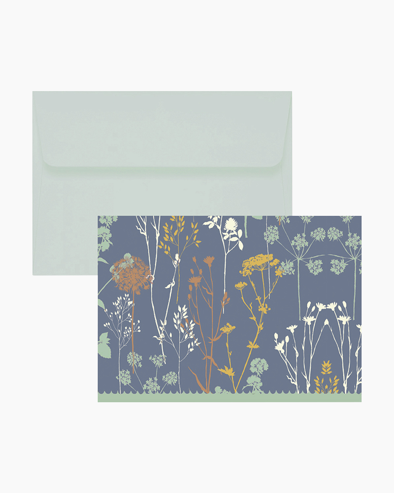 Peter Pauper Press Note Cards - Twilight Garden | The Paper Store