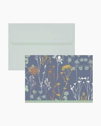 Note Cards - Twilight Garden