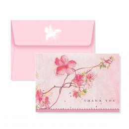 Peter Pauper Press Thank You Notes - Blossoming Branches