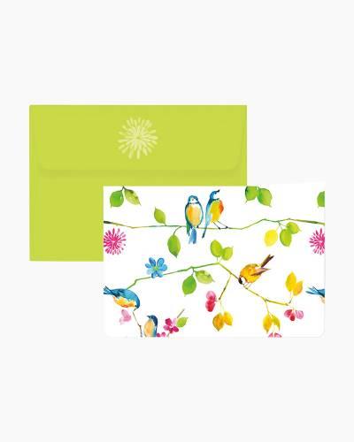 Note Cards - Watercolor Birds