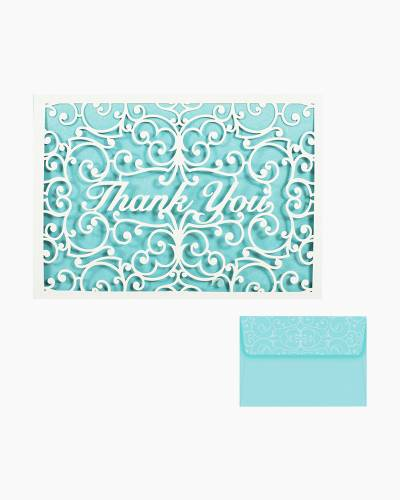 Thank You Notes - Laser Cut
