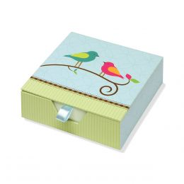 Peter Pauper Press Boxed Desk Notes - Bird Song