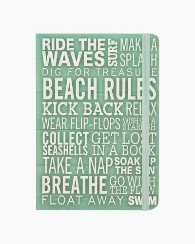 Beach Rules Journal