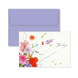 Peter Pauper Press Corner Garden Boxed Thank You Notes