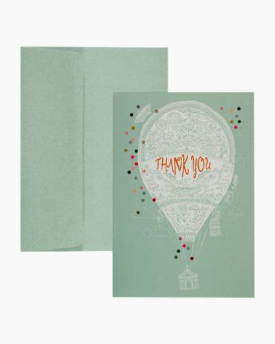 Up Up and Away Boxed Thank You Notes