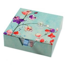 Peter Pauper Press Fuchsia Blooms Boxed Desk Notes