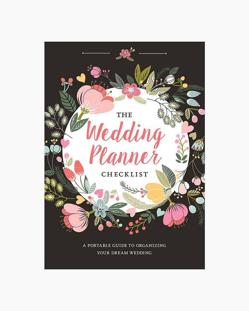 Peter Pauper Press The Wedding Planner Checklist | The Paper Store