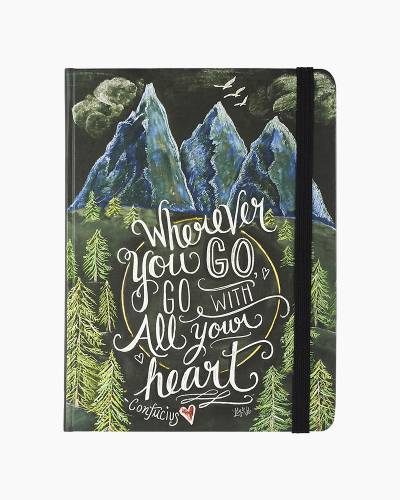 Go With All Your Heart Journal