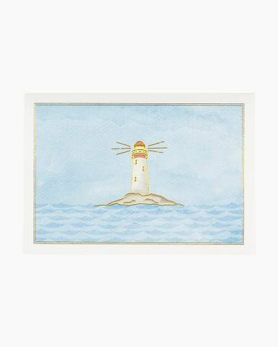 Lighthouse Boxed Note Cards
