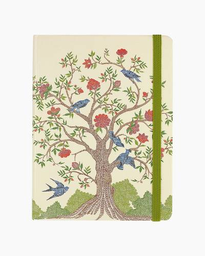 Summer Tree of Life Mid-Size Journal