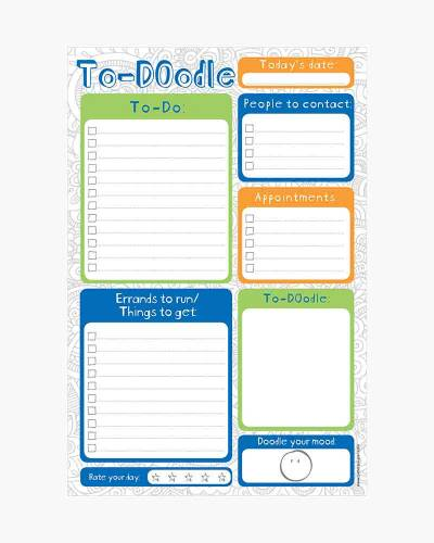To-Doodle Notepad