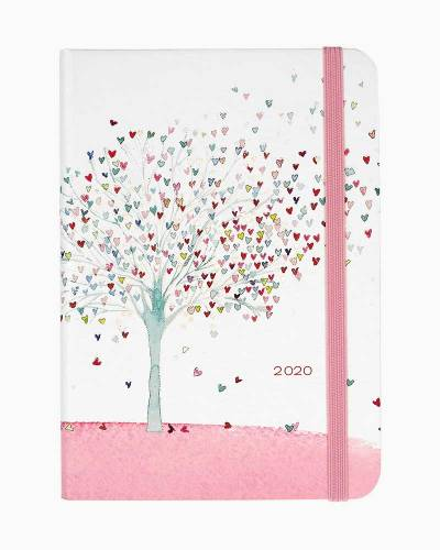 Tree of Hearts 2020 Weekly Planner