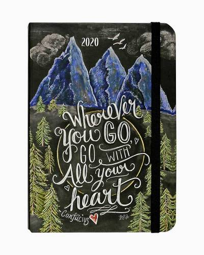 Go With All Your Heart 2020 Weekly Planner