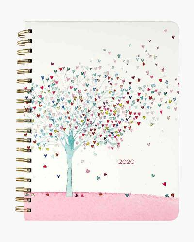 2020 Tree of Hearts Desk Calendar