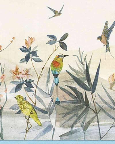 Bird Garden Boxed Note Cards