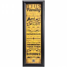 Prints Charming Boston Bruins This Family Sign