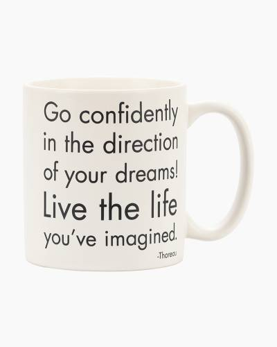 Go Confidently Mug