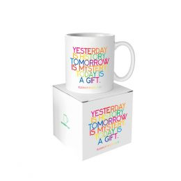 Quotable Cards Today is a Gift Mug