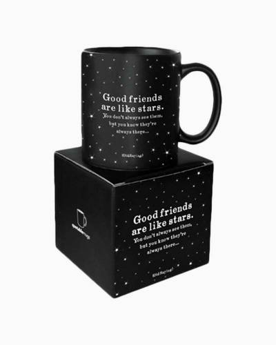 Good Friends Like Stars Mug