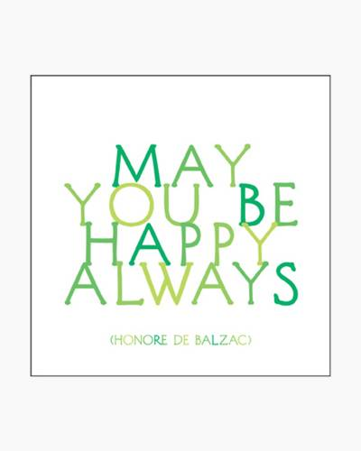 Be Happy Always Magnet