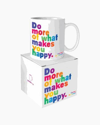 Do What Makes You Happy Quotable Mug